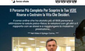 Download corso Forza Vitale – Filippo Ongaro