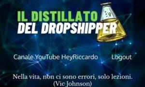 Download corso Il distillato del dropshipper di Riccardo Picotti