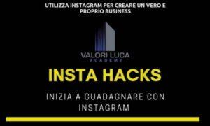 Download corso InstaHacks di Luca Valori