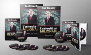 Download corso Università millionari di Dan Kennedy