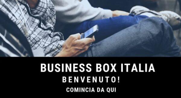 Business Box Italia – Mirko Sabia