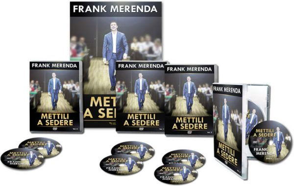 Download corso Frank Merenda - Mettili a sedere