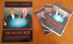 Frank Merenda con Dan Kennedy - The Secret Box
