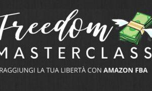 Freedom Masterclass di Filippo Diamantini
