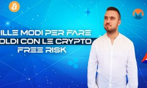 LDL - 1000 Modi per fare soldi con le crypto free risk