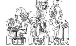 Marco Lutzu e Dan Kennedy Deep Dan Pack