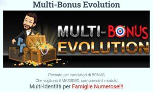 """Multi-Bonus Evolution di Paolo """"EvoCoach"""" Luini (Liberi dal Lavoro)"""