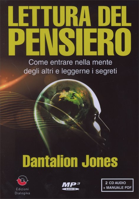 Dantalion Jones - Lettura del pensiero